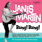 Janis Martin (50s): Bang Bang: The Complete 1956-1960 Recordings