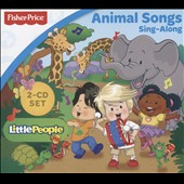 Various Artists: Fisher-Price: Animal Songs Sing-Along [Digipak]