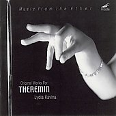Music from the Ether - Original Works for Theremin / Kavina