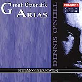 Opera in English - Great Operatic Arias Vol 3 / O'Neill