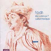 Haydn: String Quartets Op 77, etc /Mosaïques Quartet