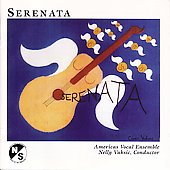 Serenata / Vuksic, Americas Vocal Ensemble