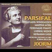 Wagner: Parsifal / Jochum, Windgassen, Frantz, Weber, et al