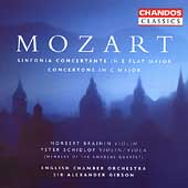 Classics - Mozart: Sinfonia Concertante, Concertone /Brainin