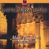 Improvisations / Marc Pinardel