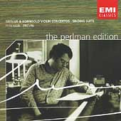 The Perlman Edition - Sibelius, Sinding, Korngold
