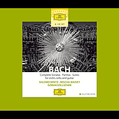 Bach: Complete Sonatas, Suites, Partitas / Mintz, Maisky