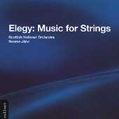 Elegy for Strings / Neeme Järvi, Royal Scottish National