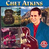 Chet Atkins: Guitar Picker/Finger Pickin' Good