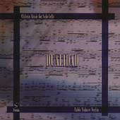 Dualidad - Chilean Music for Solo Cello / Mahave-Veglia