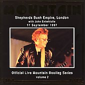 Mountain: Official Bootleg Series, Vol. 2: Live at Shepherds Bush, London