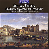 Echo of Vesuvius - Neapolitan Songs 1799 -1887