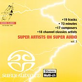 Super Artists on Super Audio Vol 3