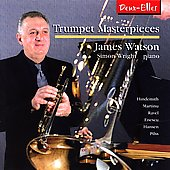 Trumpet Masterpieces - Hindemith, et al / Watson, Wright