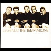 The Temptations (R&B): Legends [Digipak]