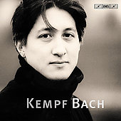 Bach: Partitas no 4 & 6 / Freddy Kempf