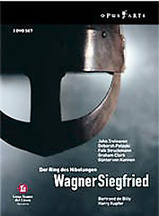 Wagner: Siegfried / Symphony Orchestra Of The Gran Teatre Del Liceu [3 DVD]