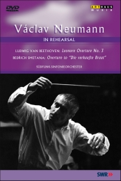 Vaclav Neumann in Rehearsal: Beethoven, Smetana / Sudfunk Sinfonieorchester [DVD]