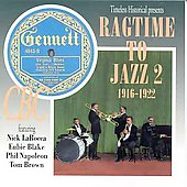 Various Artists: Ragtime to Jazz, Vol. 2: 1916-1922