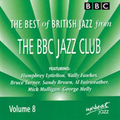 Humphrey Lyttelton: Best of British Jazz from the BBC Jazz Club, Vol. 8