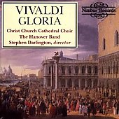 Vivaldi: Glorias / Christ Church Cathedral Choir, et al