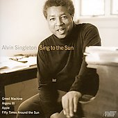 Singleton: Sing to Sun / McClough, Benker