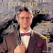 Couperin: Six Concerts for Oboe, Bassoon and Harpsichord