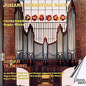 Bach: Complete Organ Works, Vol 13 / Hans Helmut Tillmanns