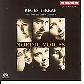 P. de Manchicourt, C. de Morales, etc / Nordic Voices