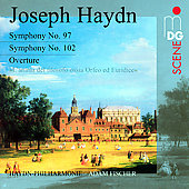 SCENE Haydn: Symphony no 97 & 102, etc / Fischer, et al