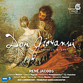 Mozart: Don Giovanni / Jacobs, Weisser, et al