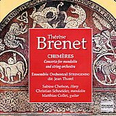 Brenet: Chimeres, etc / Thorel, Chefson, Collet, et al
