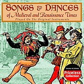 Songs & Dances of Medieval and Renaissance Times