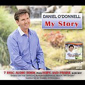 Daniel O'Donnell (Irish): Daniel O'Donnell: My Story [Box]