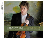 Wieniawski, Vieuxtemps: Violin Concertos / Cerovsek, Lintu, et al