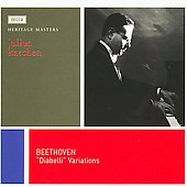 Beethoven: Diabelli Variations, Piano Sonata no 32, etc / Julius Katchen