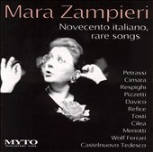 Novecento italiano, rare songs