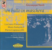 Verdi: Un ballo in maschera