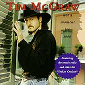 Tim McGraw: Not a Moment Too Soon