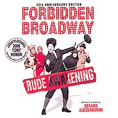 Original Soundtrack: Forbidden Broadway, Vol. 9: Rude Awakening [The Un-Original Cast Album]