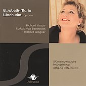 Wachutka Sings Strauss Beethoven & Wagner