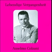 Legendary Voices: Anselmo Colzani