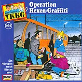 TKKG: Operation Hexen-Graffiti (164)