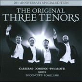Original Three Tenors: 20th Anniversary Special Edition (Spec)