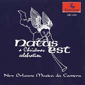 Natus Est - A Christmas Celebration / New Orleans Musica