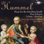 Hummel: Music for the Esterházy Family