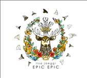 Lisa Jaeggi: Epic Epic [Digipak]