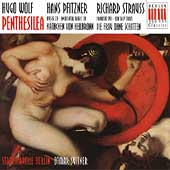 Wolf: Penthesilea;  Pfitzner, Strauss / Suitner, Berlin