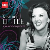 Violin Showpieces / Tasmin Little, violin; Piers Lane, piano; John Lemehan, piano