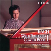 Bach: Well Tempered Clavier Book 1